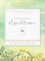Becoming a Woman of Excellence 30th Anniversary Edition