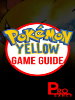Pokemon Yellow Game Guide