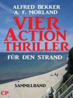 Für den Strand - Vier Action Thriller