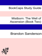 Study Guide - Mistborn: The Well of Ascension (Book Two)