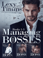 Managing the Bosses Box Set #1-3