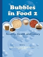 Bubbles in Food 2