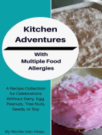 Kitchen Adventures With Multiple Food Allergies