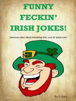 Funny Feckin' Irish Jokes
