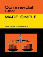 Commercial Law: Made Simple
