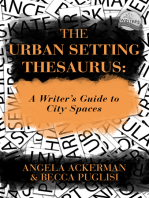 The Urban Setting Thesaurus
