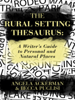 The Rural Setting Thesaurus