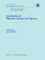 Localization of Nilpotent Groups and Spaces