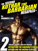 The Second Kothar the Barbarian MEGAPACK®