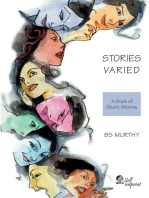 Stories Varied: A Book of Short Stories