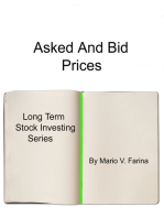 Asked And Bid Prices