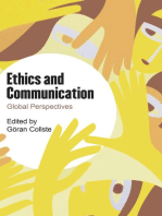 Ethics and Communication: Global Perspectives