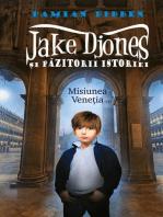 Jake Djones și păzitorii istoriei. Misiunea Veneția