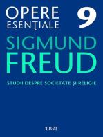 Opere esențiale, vol. 9 – Studii despre societate și religie