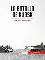 La batalla de Kursk
