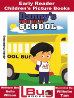Danny's First Day at School