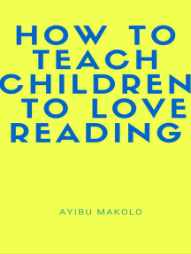 How To Teach Children To Love Reading