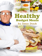 Healthy Budget Meals
