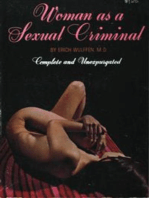Woman as a Sexual Criminal