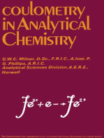 Coulometry in Analytical Chemistry