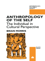 Anthropology of the Self: The Individual in Cultural Perspective