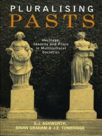Pluralising Pasts