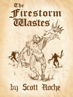 The Firestorm Wastes
