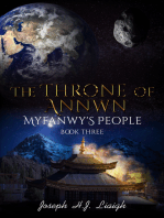 The Throne of Annwn; Book Three of Myfanwy's People