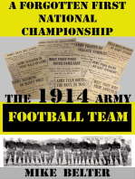 A Forgotten First National Championship