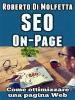 SEO – Come ottimizzare una singola pagina Web