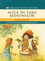 Alice în Țara Minunilor