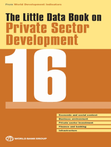 The Little Data Book on Private Sector Development 2016