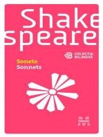 Sonete (Ediție bilingvă)