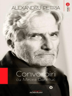 Convorbiri cu Mircea Daneliuc