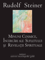 Minuni cosmice, încercări ale sufletului și revelații spirituale