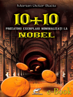 10 plus 10 prozatori exemplari nominalizați la Nobel