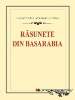 Răsunete din Basarabia