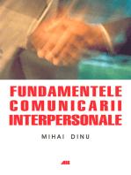 Fundamentele comunicării interpersonale