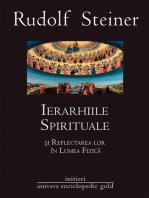 Ierarhiile spirituale și reflectarea lor în lumea fizică