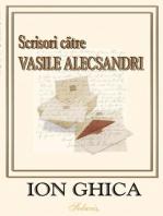 Scrisori către Vasile Alecsandri
