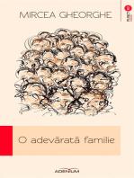 O adevărată familie