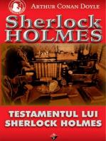 Testamentul lui Sherlock Holmes