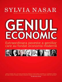 Geniul economic. Extraordinara poveste a geniilor care au fondat economia modernă