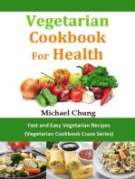 Vegetarisches Kochbuch für die Gesundheit