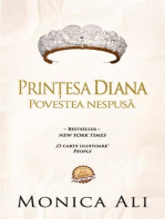 Prințesa Diana. Povestea nespusă