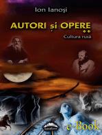 Autori și opere. Vol. 2 - Cultura rusă