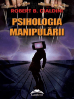Psihologia manipulării