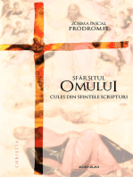 Sfârșitul omului cules din sfintele scripturi