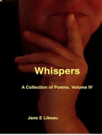 Whispers. A Collection of Poems. Volume IV