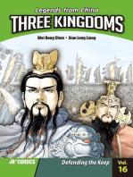 Three Kingdoms Volume 16